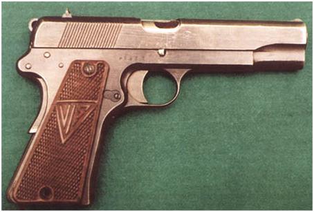 Pistolet VIS – Historia