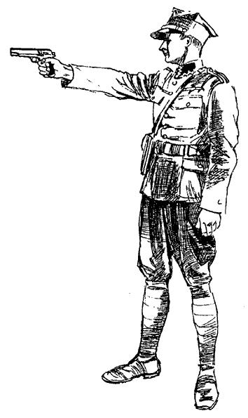Pistolet VIS – Obsługa